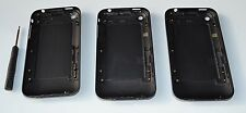 iPhone 3GS Back Cover Housing Replacement 8GB 16GB 32GB Black Genuine Uk Seller