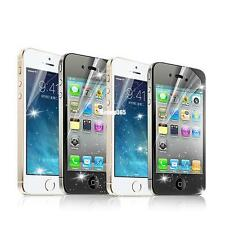 GLITTER CLEAR FRONT SCREEN PROTECTOR FILM GUARD + CLOTH FOR APPLE IPHONE 4S 5G