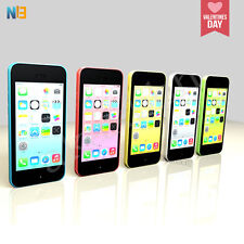 Apple iPhone 5C 8G/16G/32GB (Factory Unlocked) Smartphone Five Colors