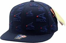 Chicago White Sox Cooperstown Collection Trick Trade Fitted Hat A500045