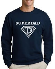 Super Dad Father's Day Gifts - Super Hero Dad Cool Sweatshirt Funny