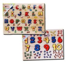 EDUCATIONAL FRIDGE MAGNETIC NUMBER & ALPHABET LETTERS KIDS CHILDREN LEARNING SET