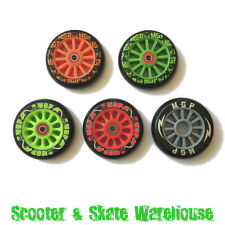 2 X MADD GEAR MGP 100mm SCOOTER WHEELS - FREE DELIVERY