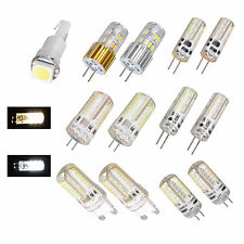 AC/DC12V SMD LED G4 G9 Bulb Light 2W 5W LED CAPSULE BULB REPLACE HALOGEN BULB