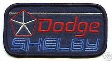 1983 DODGE SHELBY® CHARGER PATCH 83 DODGE SHELBY® PATCH