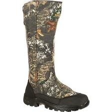 Rocky ProLight Waterproof SnakeProof Boot Mossy Oak Breakup Camouflage