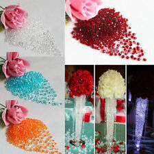 1000PCS 4.5mm Wedding Jewelry Party Table Scatter Twinkle Decor Acrylic Crystals