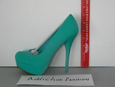 Brand New BERTINNI Seanub  Platform Pumps Heels