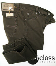 JOKER Stretch Fishbone pattern Jeans CLARK 3969/Cocoa New Model