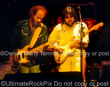 LOWELL GEORGE PHOTO LITTLE FEAT PAUL BARRERE 16x20 Concert Photo by Marty Temme