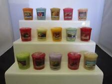 Yankee Candle 1.75 Votive Fruit Floral Food - II *29 SCENTS TO CHOOSE FROM*