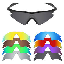 MRY POLARIZED Replacement Lenses for-Oakley M Frame Sweep  - Option Colors