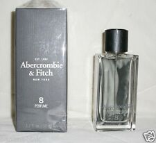 A&F Abercrombie Fitch PERFUME 8 Spray Fragrance for Women 1.7 oz New Tall Box