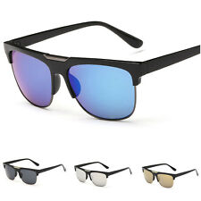 Retro Mens Aviator UV400 Sunglasses Sports Outdoor Driving Eyewear Glasses New