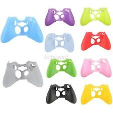 High Quality Silicone Rubber Protective Shell Case Cover for XBOX 360 Wireless