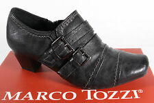 Marco Tozzi Slippers Court Shoes Artificial leather black NEW