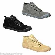 MENS VOLLEY HIGH LEAP PERFORATED SUEDE INTERNATIONAL VOLLEYS SNEAKERS SHOES