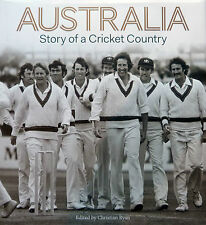 Australia: Story of a Cricket Country Coffee Table book on Cricket and Australia