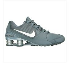 New Men's Nike Shox Avenue Running Shoes Cool Gray Silver 833584 002 f1
