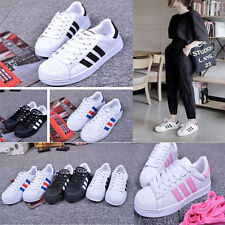 Women Sports Shoes Breathable Casual Sneakers Running Flats Athletic Shoes 35-39