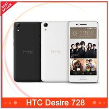 "Original Unlocked HTC Desire 728 3G&4G LTE Android 13MP 5.5"" Dual SIM ROM 16GB"