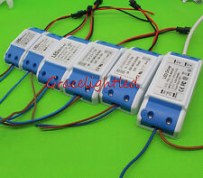 1-36x1w 85-265V 300mA 600mA LED Driver Transformer Ceiling Light led Power