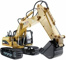 Remote Control Excavator 2.4G 15 Channel Crawler Full Function New Free Postage