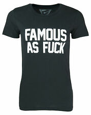 Famous Stars And Straps Status Womens Boyfriend Tee - Size Sml-XL