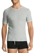NEW Bonds Genuine V-Neck Raglan Tee - Grey Marle