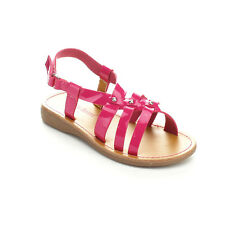 Jelly Beans HOLLOW-DF Children's Girl Comfort Ankle Strap Style Strappy Shoes