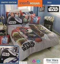New Boys Disney STAR WARS R2 D2 Comforter Double Sided Sheet Set LIMITED EDITION