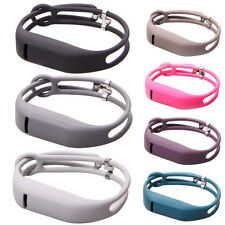 Replacement Wrist Band Buckle Metal Latch Charm For Fitbit Flex Tracker j