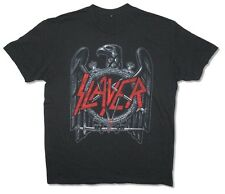 Slayer Black Eagle Classic Image Mens T Shirt Heavy Metal Music Kerry King
