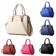 New Women Leather Handbag Hobo Bag Shoulder Bag Messenger Satchel Wallet Tote
