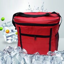 Thermal Cooler Waterproof Insulated Portable Tote Picnic Lunch Bag Storage New