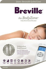 NEW Breville BodyZone Quilted Fitted Heated Blanket