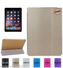 iPad Smart Cover Case PU Leather Magnetic Slim Smart Case Cover for iPad Air 2