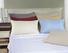 Prestige 1500 Series Microfiber Stripe Sheet Set