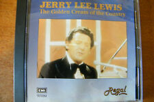 CD Jerry Lee Lewis The Golden Cream Of The Country