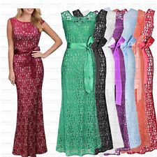 Women's Long Formal Prom Dress Cocktail Party Ball Gown Evening Wedding Dresses