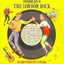 EVERYBODY JIVE TO THE LONDON ROCK: 25 JUMPIN BRITISH ROCK N ROLL SPINS