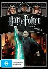 Harry Potter and The DEATHLY HALLOWS Part 1 - 2 : NEW DVD