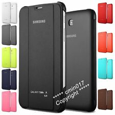 CASE BOOK COVER For Samsung Galaxy Tab A S 2 3 4 Note 8.0+Protector Film +Stylus