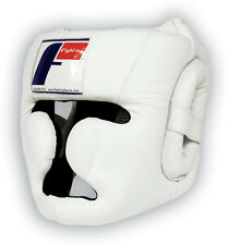Fighting Sports Boxing Pro Full Face Training Sparring Headgear