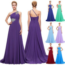 Grace Karin@ Long Bridesmaid Dress Formal Ball Party Cocktail Evening Prom Gown