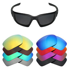 MRY POLARIZED Replacement Lenses for-Oakley Scalpel Sunglasses -Option Colors
