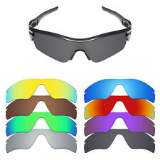 MRY POLARIZED Replacement Lenses for-Oakley Radar Path Sunglasses- Option Colors