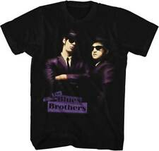 New Authentic The Blues Brothers Placards Mens Tee Shirt Sizes S-3XL