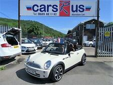 2007 07 MINI CONVERTIBLE 1.6 ONE 2D 89 BHP