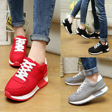 New Men/Women Casual Breathable Sportshoes Unisex Sneakers Running Flats Shoes